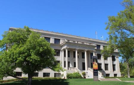 Oklahoma Hall Of Fame At The Gaylord-pickens Museum Image