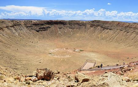 Meteor Crater Image