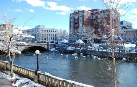 Reno Riverwalk District Image