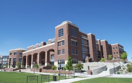 University Of Nevada Image