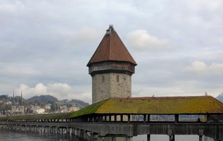 Chapel Bridge Image