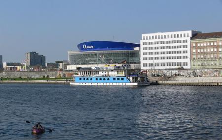 Mercedes Benz Arena Berlin Image