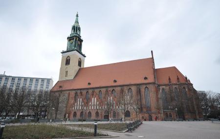 St. Mary's Church Image