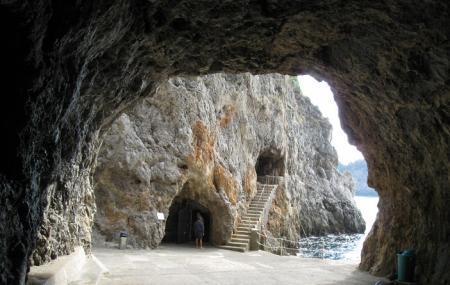 Grotta Di Fornillo Image
