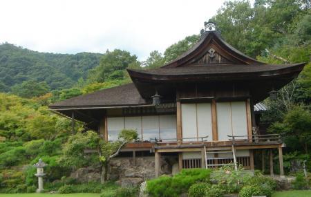 Okochi Sanso Garden Image
