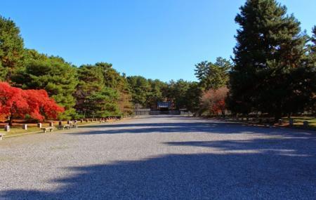 Kyoto Gyoen National Garden Image