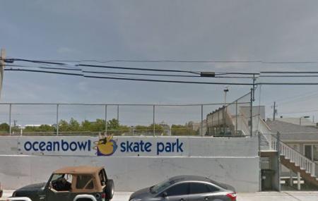 Ocean Bowl Skate Park Image