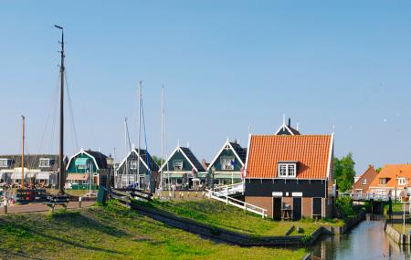 Original House Of Marken Image