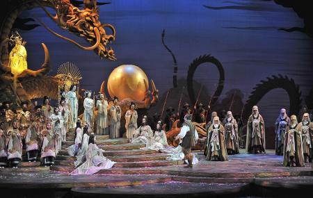Florida Grand Opera Image