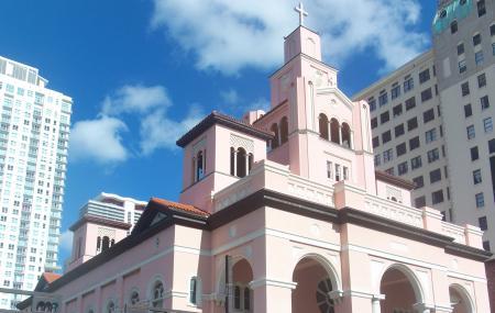 Gesu Church Image