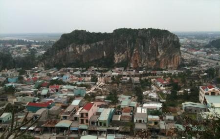 The Marble Mountains Image