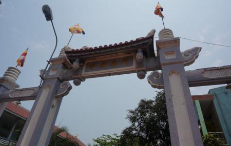 Chua Phap Lam Image