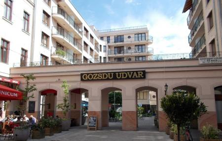 Gozsdu Udvar Image