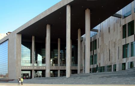Ludwig Muzeum Budapest - Kortars Muveszeti Muzeum, Budapest