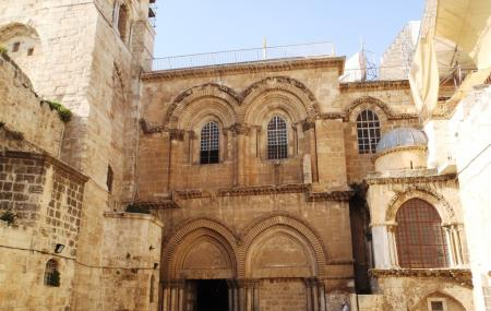 Church Of The Holy Sepulchre Image