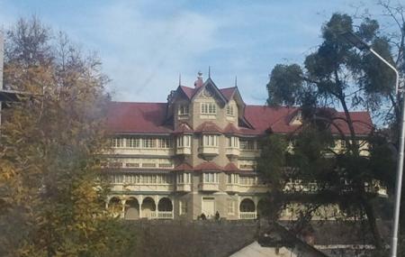 Jubbal Palace Image