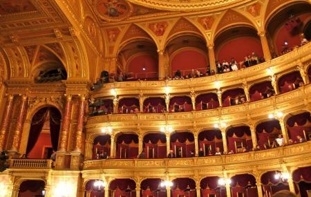 Budapest Operetta Theatre Image