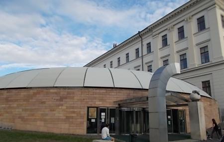 Hungarian Natural History Museum Image