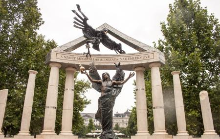 German Occupation Memorial Image