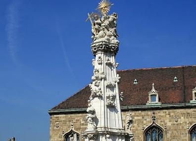 Holy Trinity Statue Image