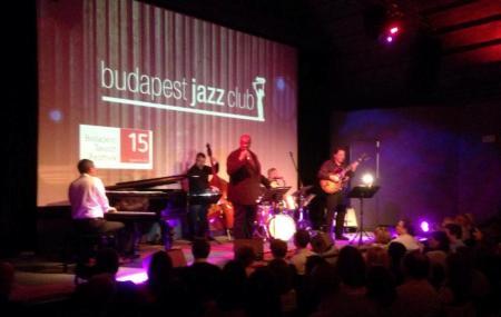 Budapest Jazz Club Image