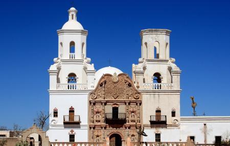 San Xavier Del Bac Image