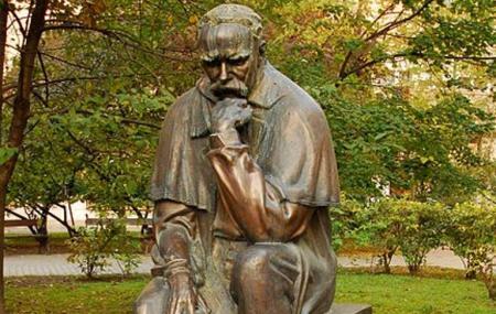 Taras Shevchenko Monument Image