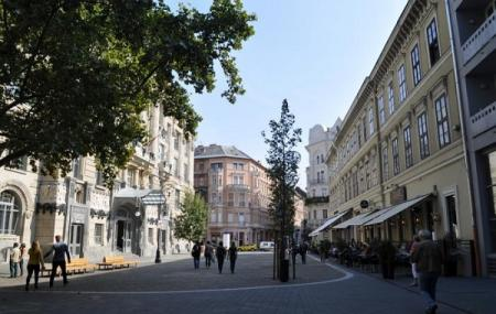 Liszt Ferenc Square Image
