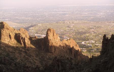 Ventana Canyon Trailhead Image
