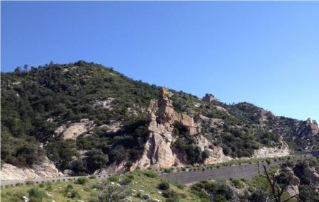Mt. Lemmon Scenic Byway Image