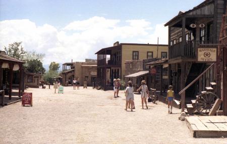 Old Tucson Studios Image