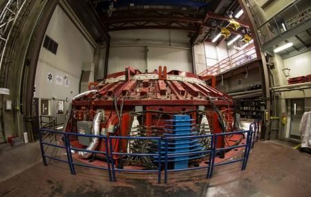 Steward Observatory Mirror Lab Image