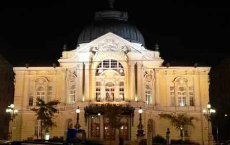 Comedy Theatre Of Budapest Image