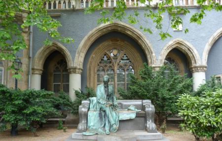 Statue Of Grof Karolyi Sandor Image