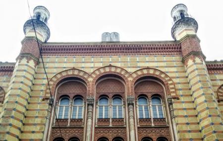 Rumbach Street Synagogue Image