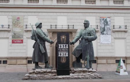 Miklos Ybl Square Image