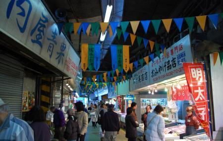 Yanagibashi Market Image