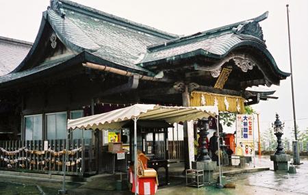 Atago Shrine Image