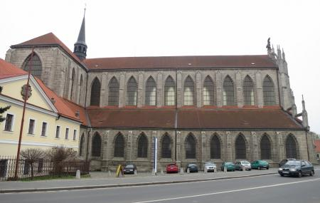 Church Of The Assumption Of Our Lady And Saint John The Baptist, Kutna Hora