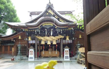 Kushida Shrine Image
