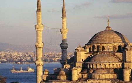 Eyup Sultan Mosque Image