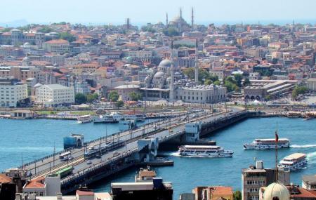 Galata Bridge Image