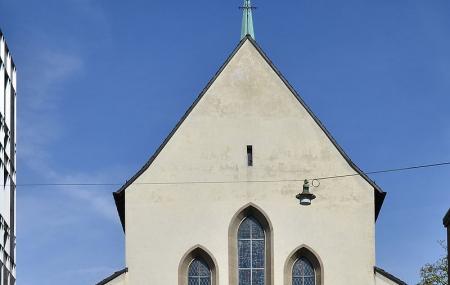 Christkath. Kirchgemeinde Zurich Image