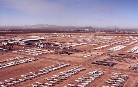 Davis Monthan Afb Airport Image