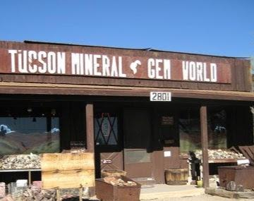 Tucson Mineral And Gem World Image