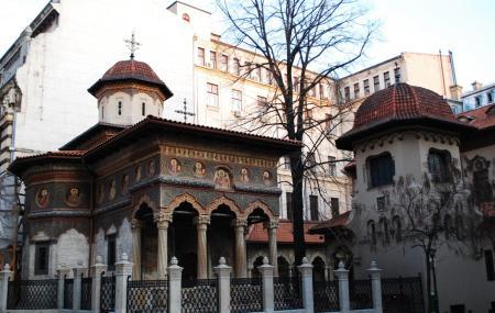 Stavropoleos Monastery Image