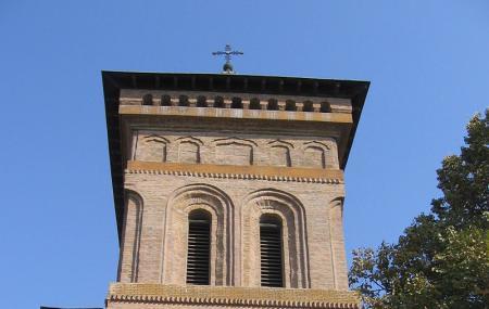 Antim Monastery Image