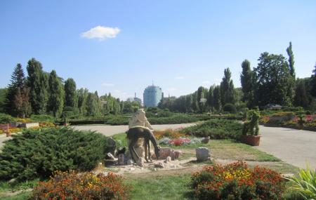 Herastrau Park Image