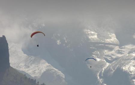 Paraworth Tandem Paragliding Image