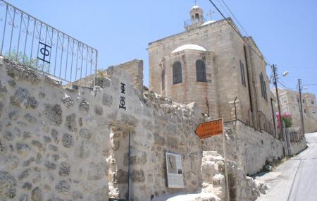Tomb Of Lazarus Image